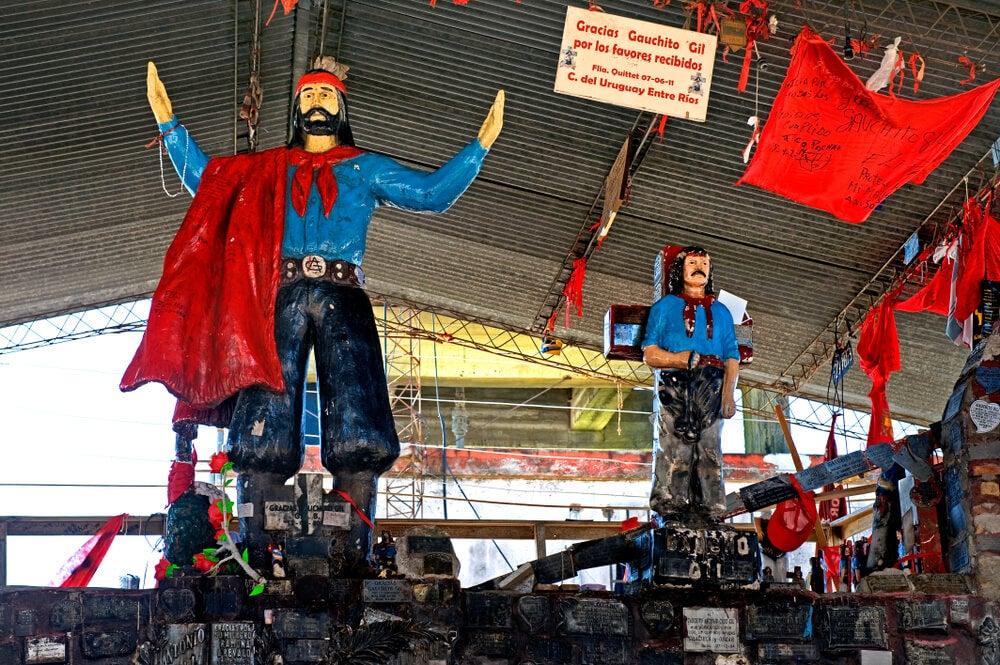 El Gauchito Gil: objeto de devoción popular en Argentina