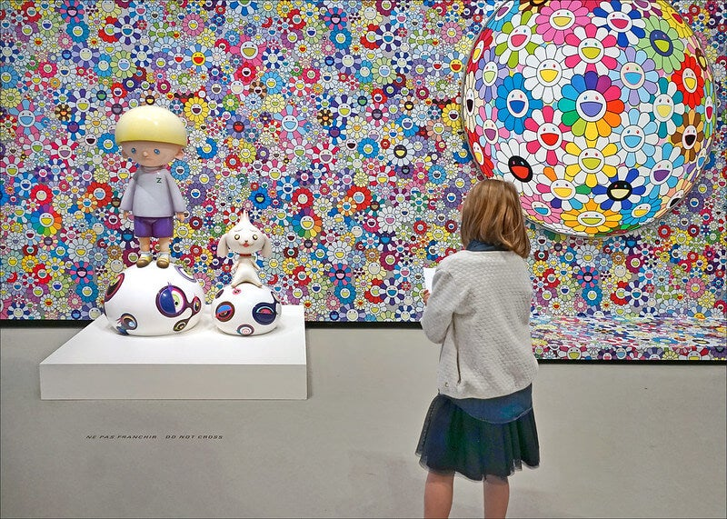Exposición de Takashi Murakami