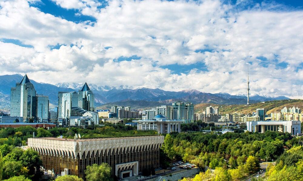 Vita de Almaty