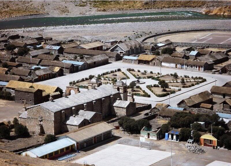 Vista de Sibayo