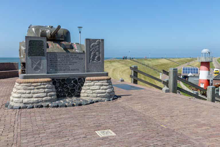 La Ruta de la Liberación en Holanda: las huellas de la guerra