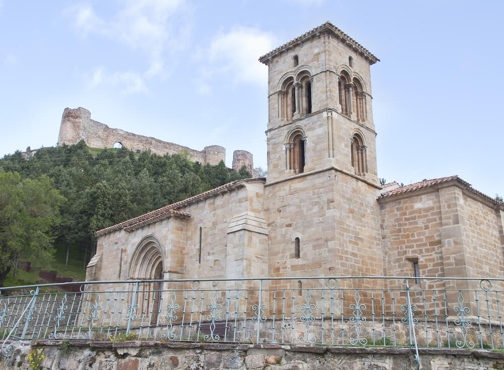 Abadía de Aguilar de Campoo