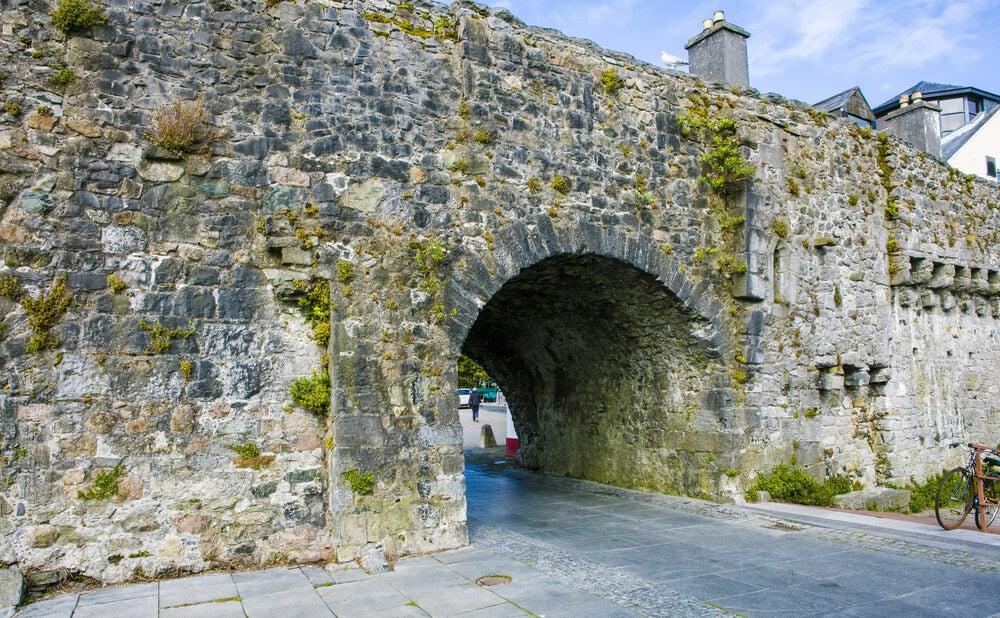 Vista del Arco Español