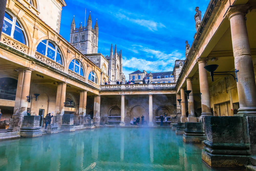 Termas romanas de Bath