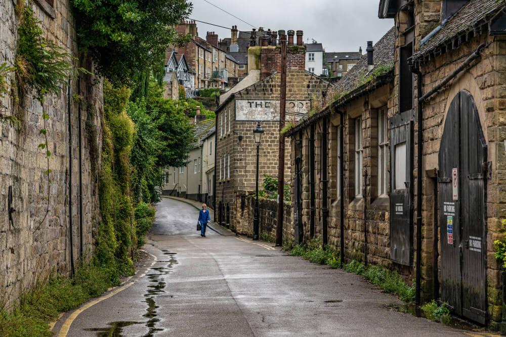 Calle de Knaresborough