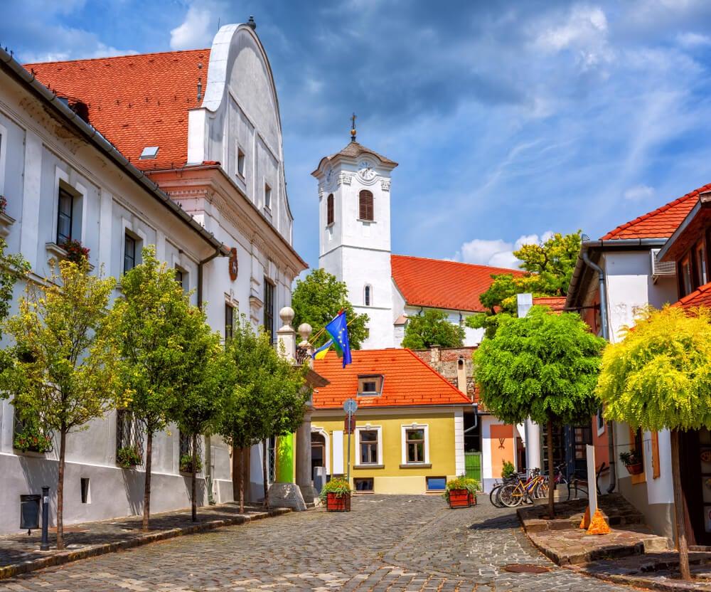 Calle de Szentendre