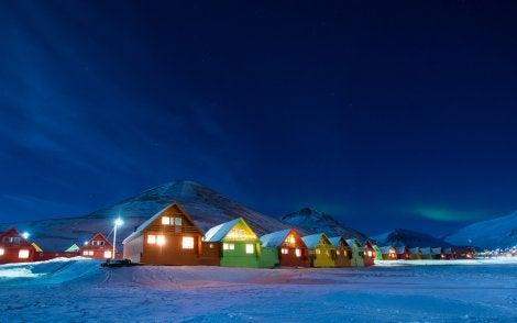 Casas en Longyearbyen