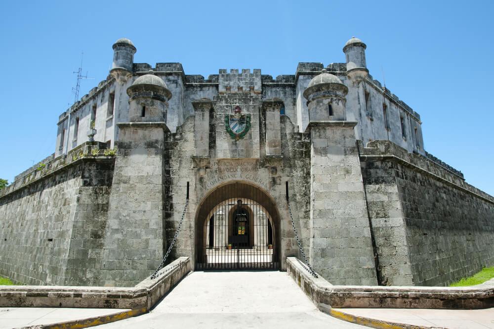Castillo de la Real Fuerza de La Habanal
