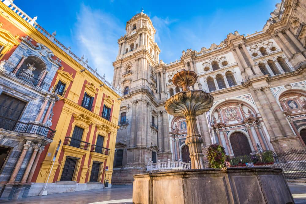 Visitamos la catedral de Málaga en la Costa del Sol