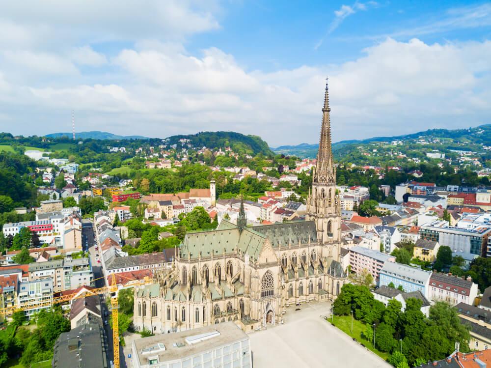 Catedral Nueva de Linz