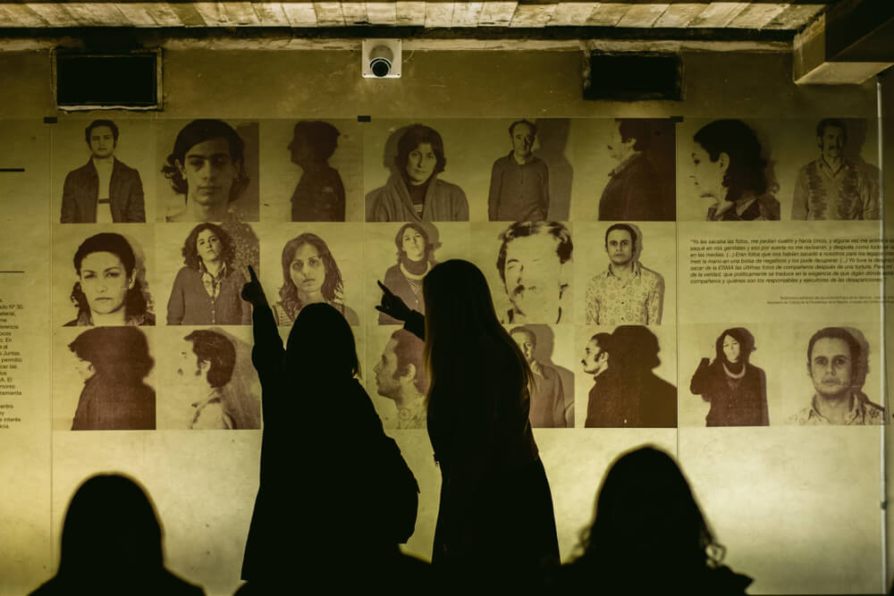El Museo Sitio de Memoria ESMA en Buenos Aires