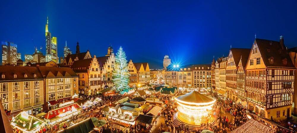 Descubre algunos destinos navideños especiales