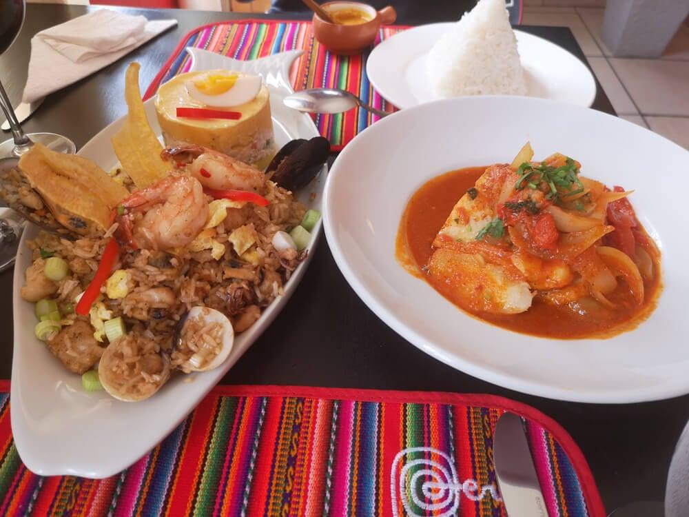 Disfruta de la fabulosa gastronomía de Aruba