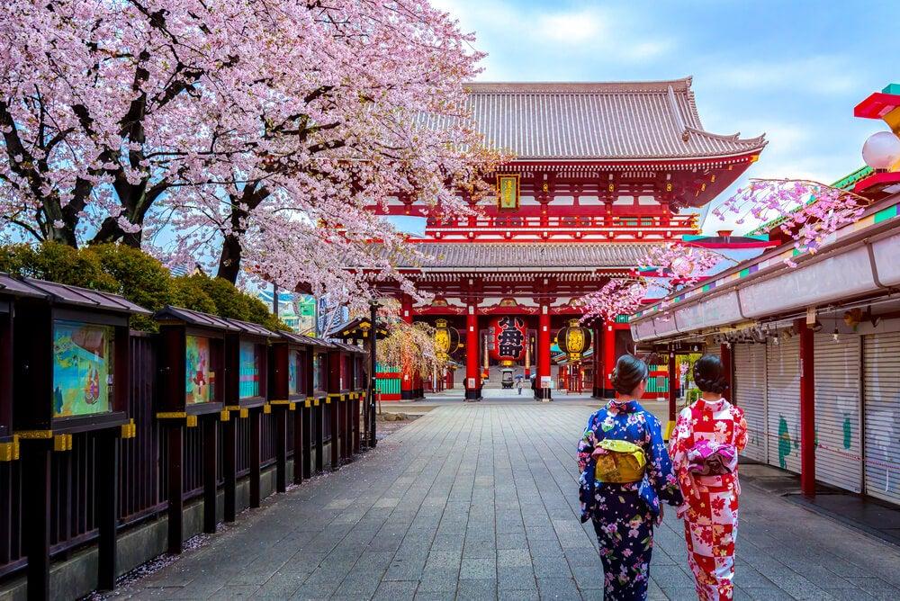 Asakusa, paseamos por un barrio tradicional de Tokio