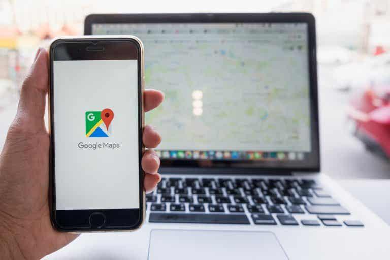 Aprende a usar Google Maps para no perderte nunca