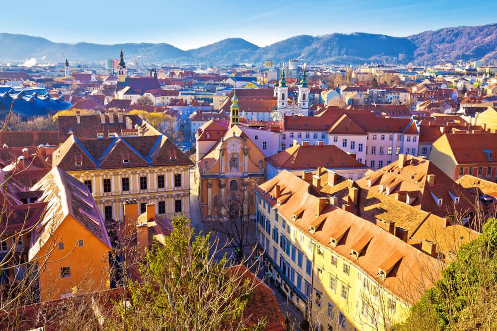 Un paseo por Graz, la segunda ciudad de Austria
