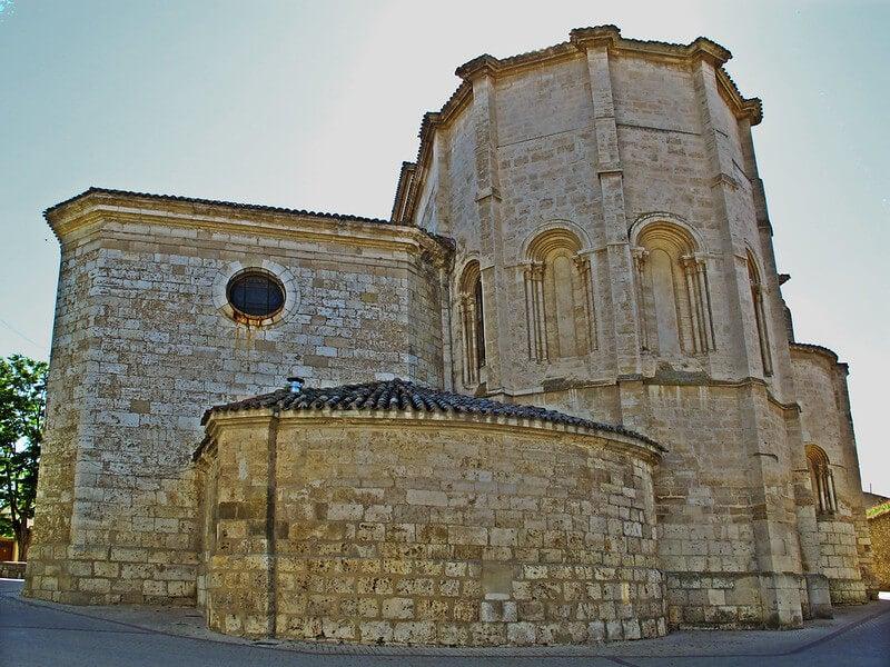 Iglesia en Dueñas