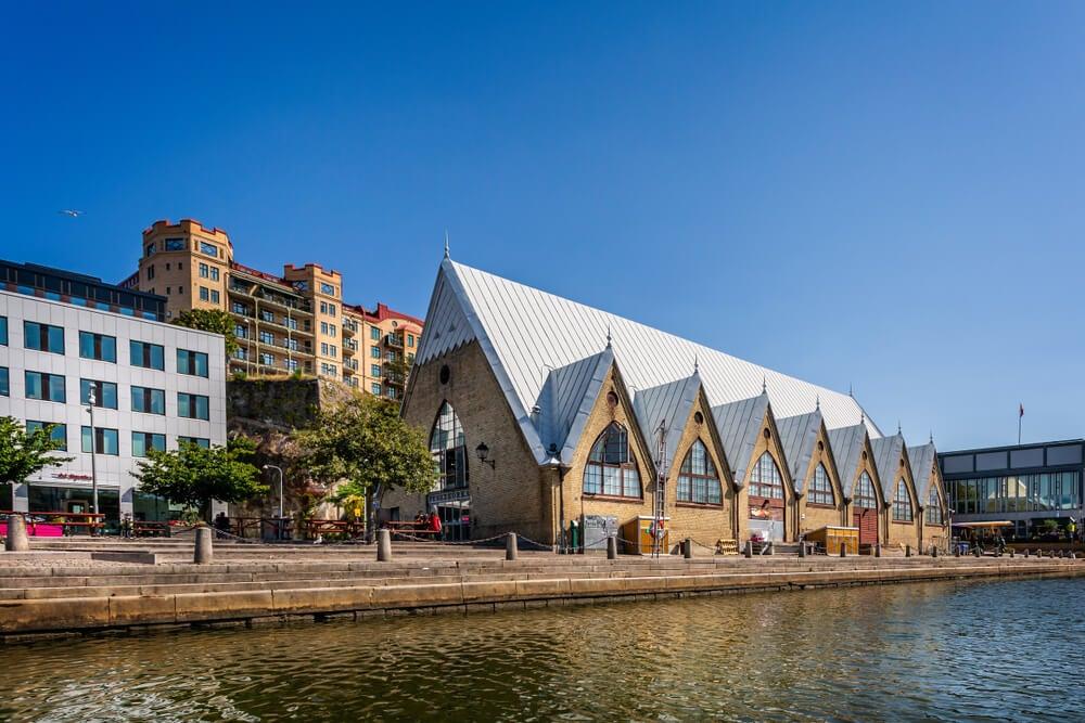 Iglesia del pescado de Gotemburgo