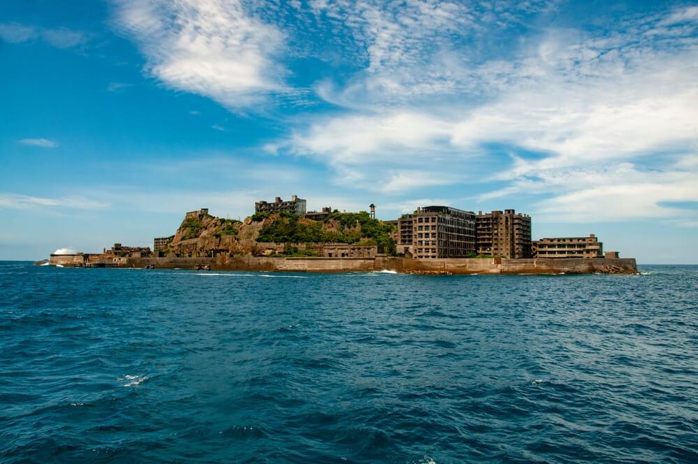 Hashima, la isla fantasma más visitada de Japón