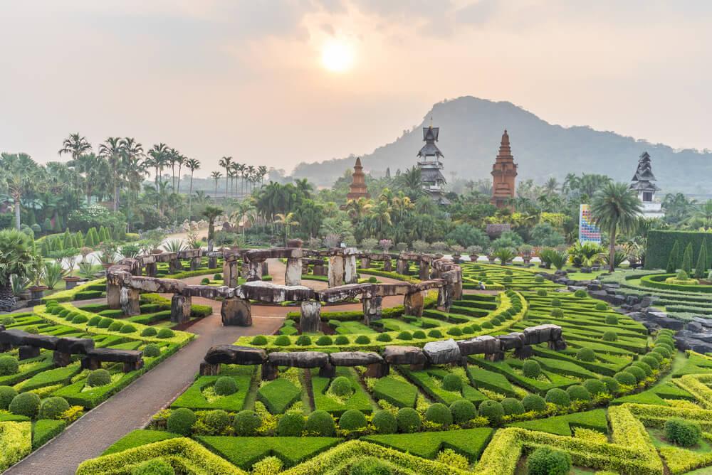 Nong Nooch, uno de los jardines más bellos de Asia