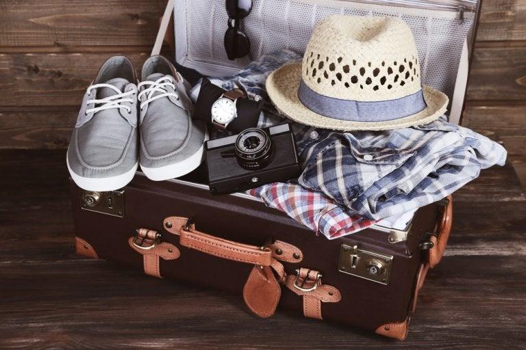 Elige bien los zapatos que vas a llevar en un viaje