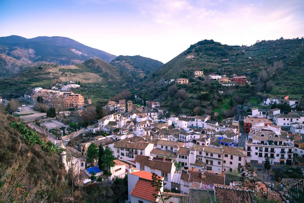 Monachil, un pueblo de Granada espectacular