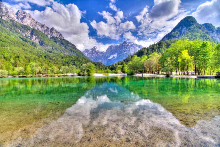 8 atracciones naturales de Eslovenia maravillosas