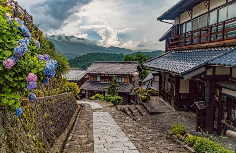 Descubre el valle de Kiso, un recorrido por el Japón feudal
