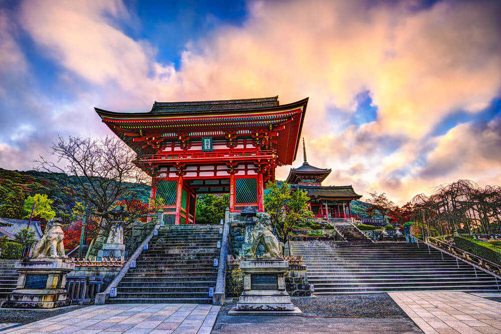 Puerta del templo