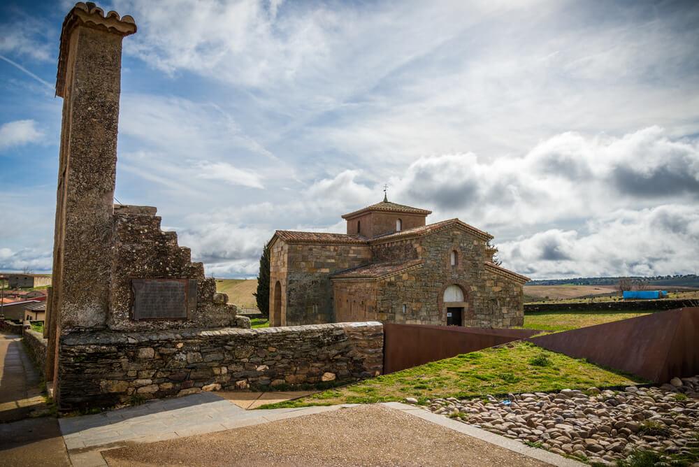Visitamos algunas iglesias visigodas en España