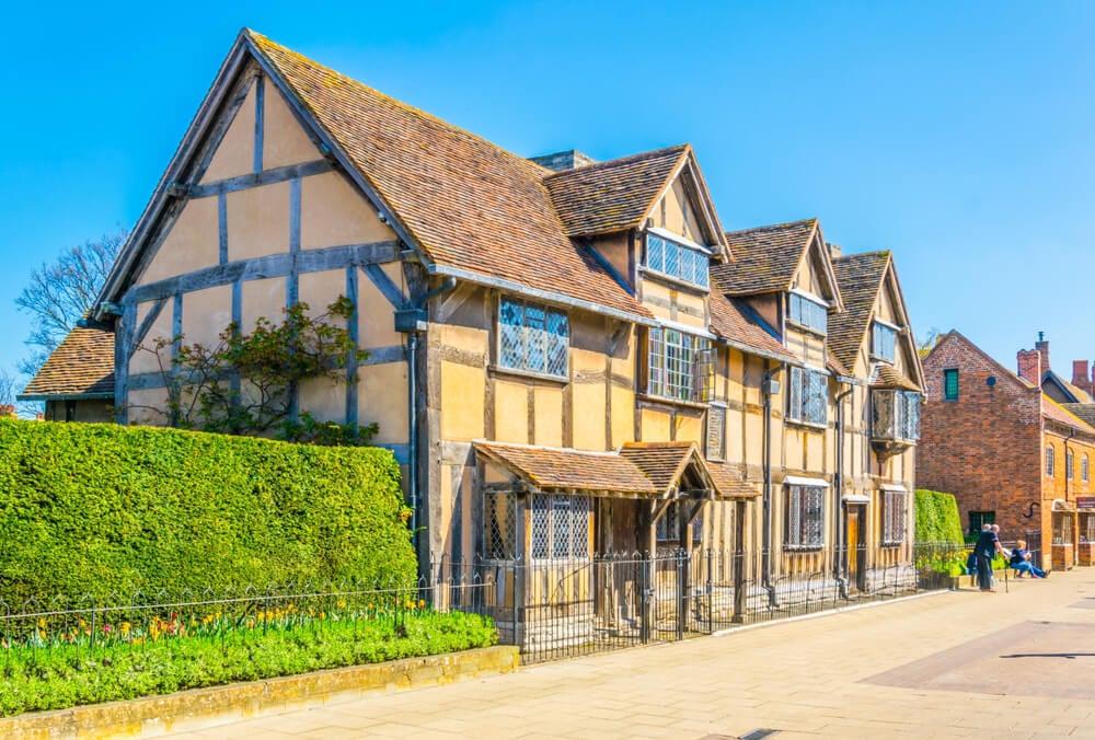 Stratford-upon-avon, una de las visitas cerca de Londres