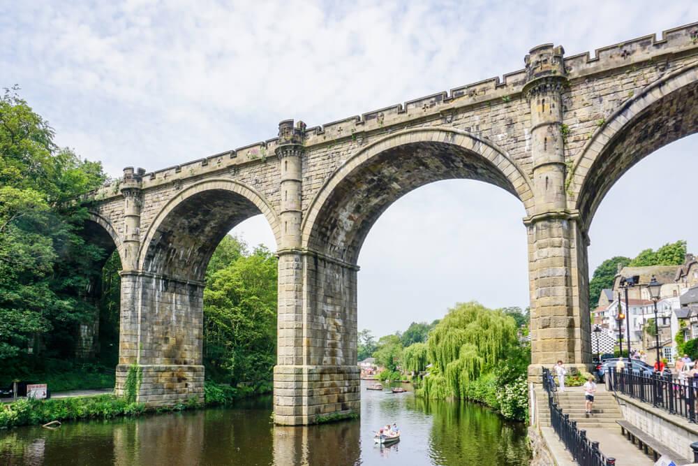 Viaducto de Knaresboroug