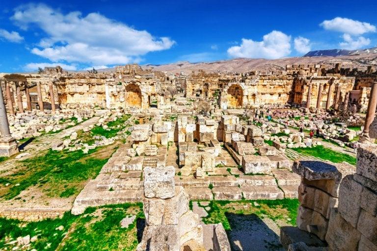 Descubre Baalbek y sus fabulosos templos