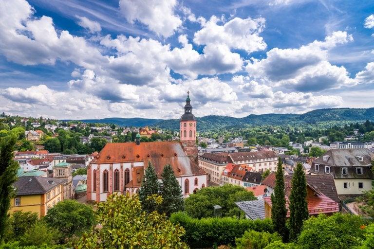 Baden-Baden, lujo en la Selva Negra alemana