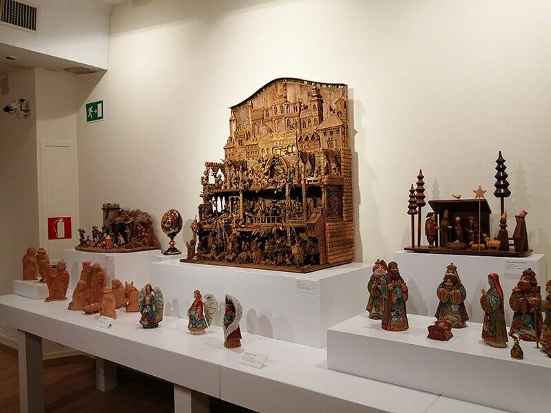 La colección Basanta-Martín de belenes