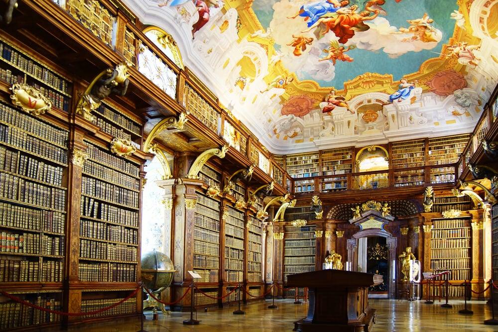 Biblioteca de la Abadía de Melk