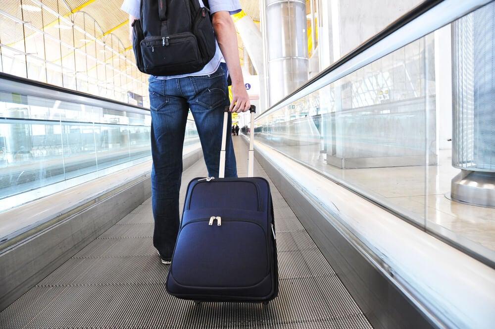 Las características de una buena maleta de mano