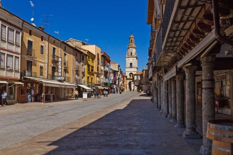 Un pequeño recorrido por Toro, en Zamora