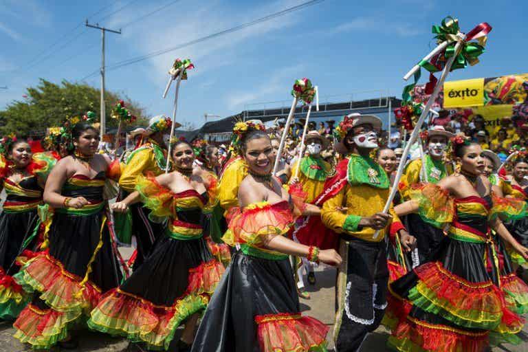 El carnaval de Barranquilla, patrimonio inmaterial