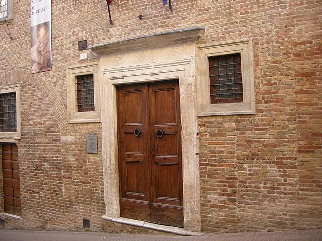 Casa natal de Rafael