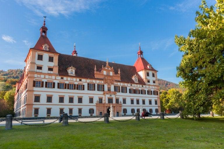 Un recorrido por el fabuloso castillo Eggenberg