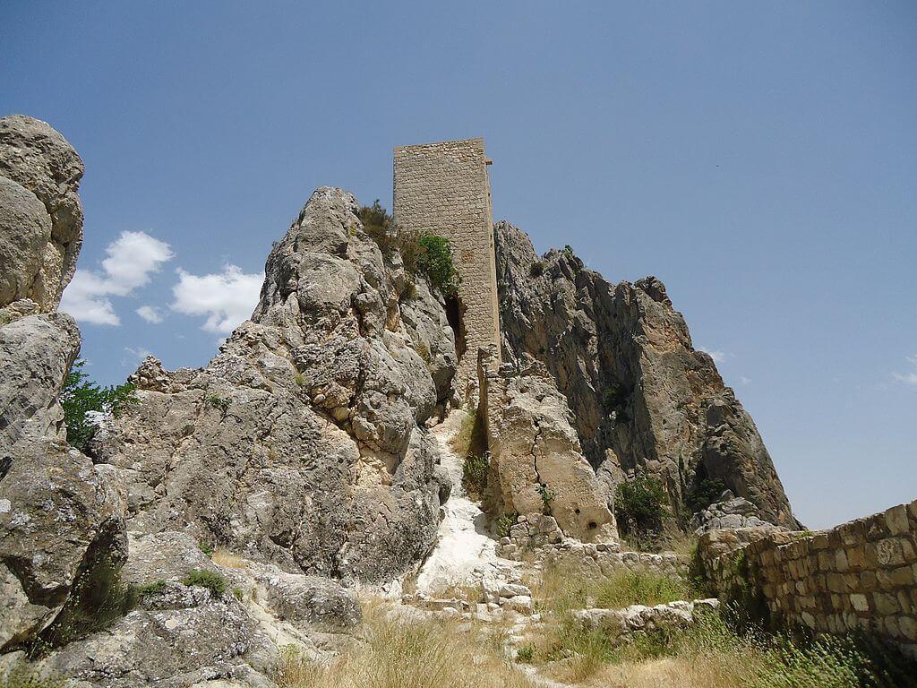 Castillo de la Peña Negra