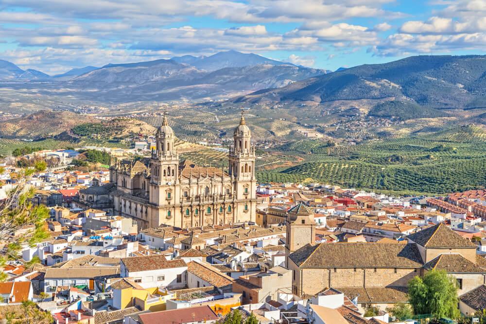 Catedral de Jaén, la joya renacentista de esta ciudad andaluza
