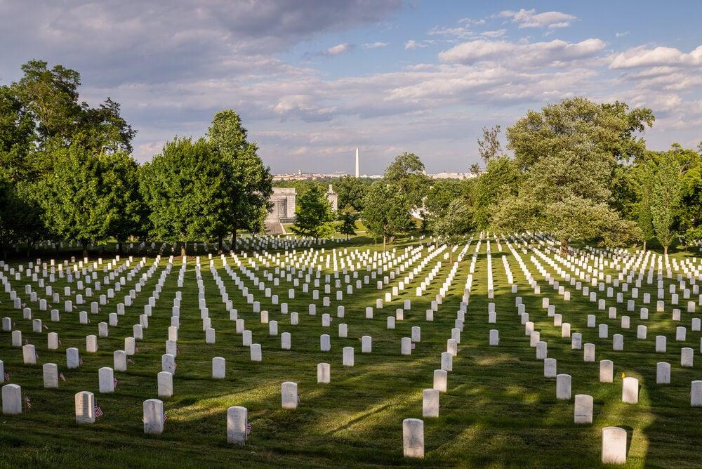 Cementerio de Arlington, una excursión desde Washington