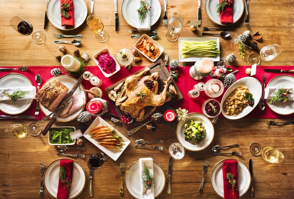 Las cenas de Navidad en Latinoamérica