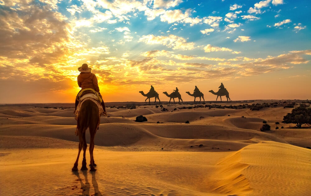Desierto de Jaisalmer