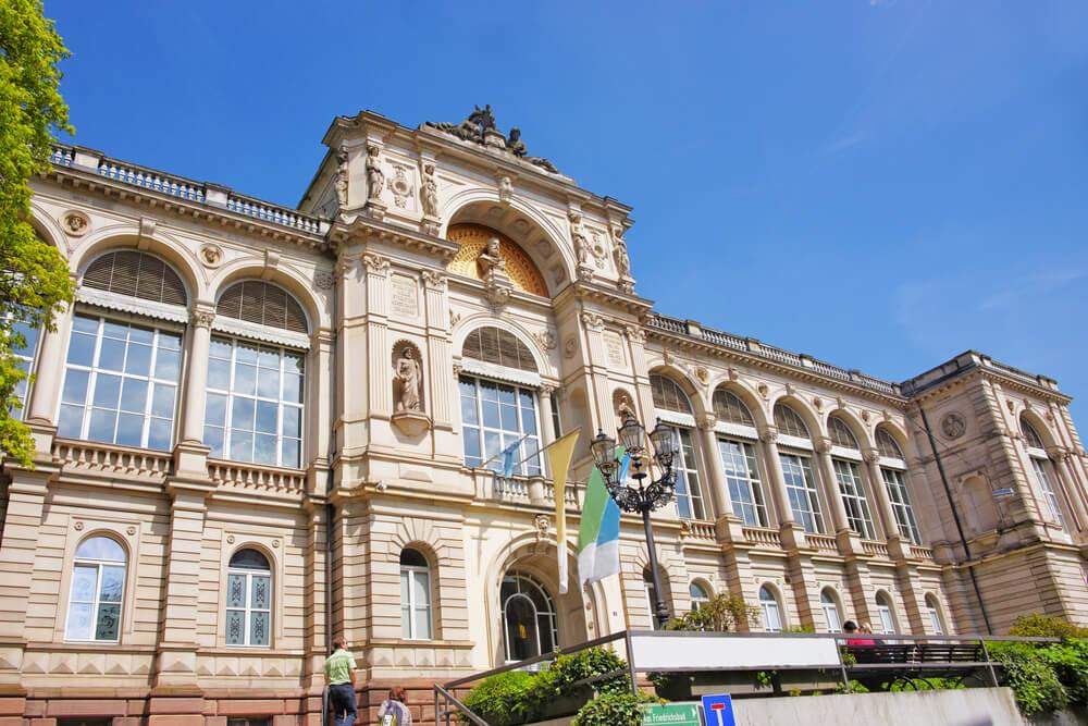 Friedrichsbad Spa en Baden-Baden