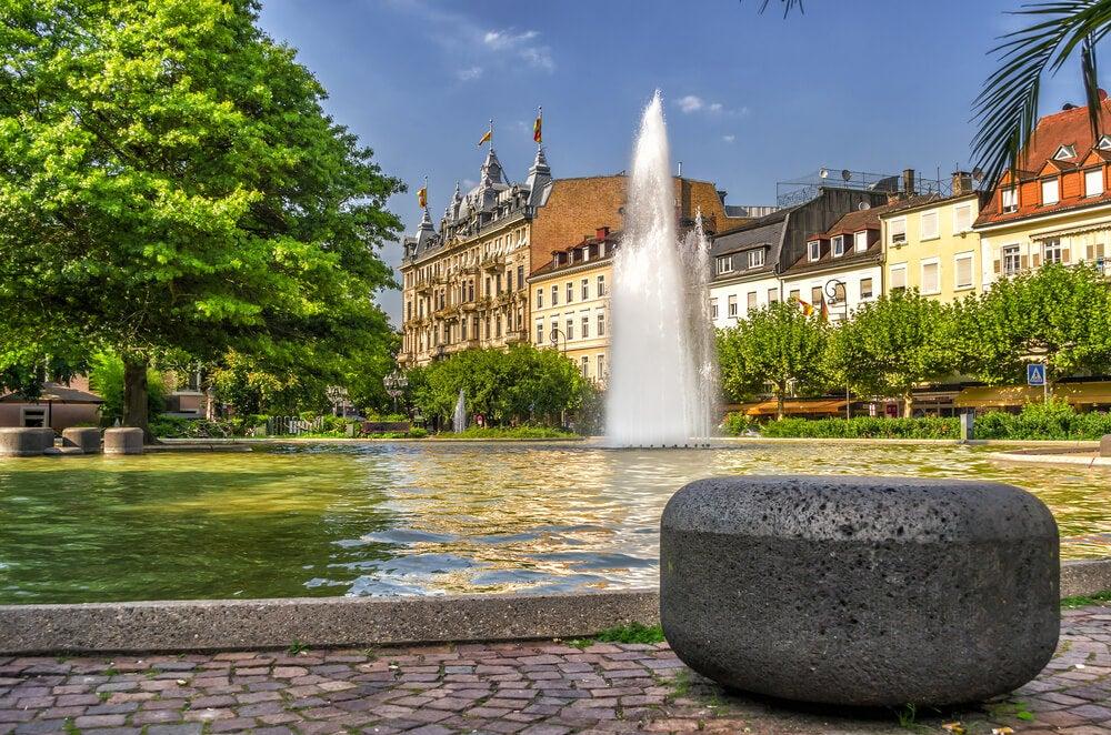 Centro de Baden-Baden