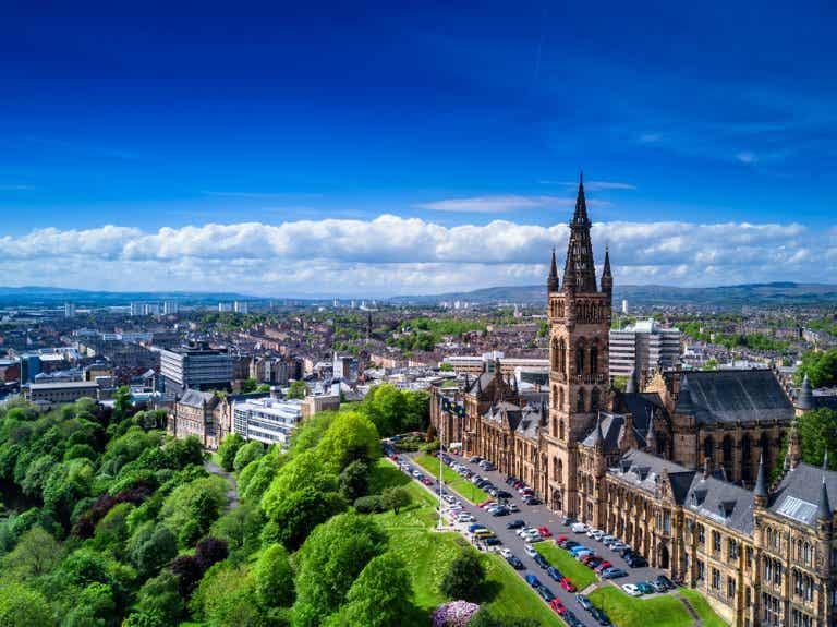 Glasgow: la ciudad más grande de Escocia