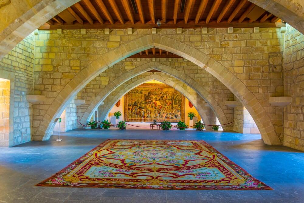 Gran Salón del Palacio de La Almudaina